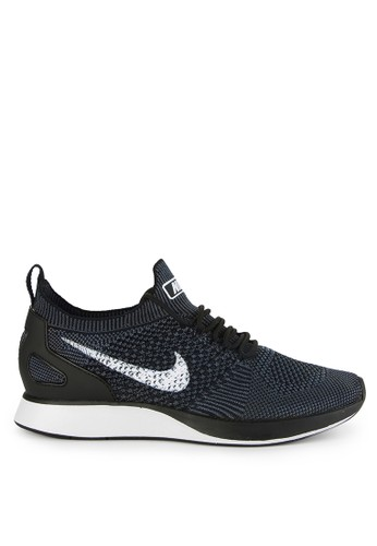 Nike black and multi Men's Nike Air Zoom Mariah Flyknit Racer Shoes C0A3CSHD89F6A9GS_1