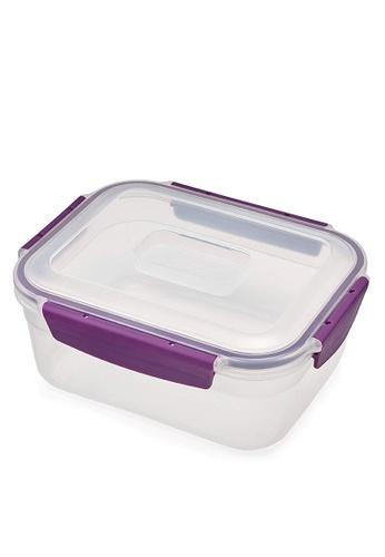 Joseph-Joseph purple Nest Lock Container, Purple 4A6EBHLB15369AGS_1