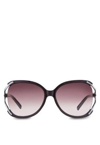 NUVEAU 金屬邊大方框esprit 兼職太陽眼鏡, 飾品配件, 飾品配件