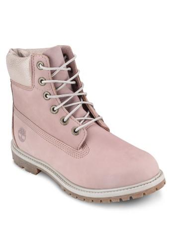 Timberland Women's 經典優質6吋靴款, esprit outlet 家樂福女鞋, 鞋