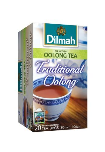 Dilmah Dilmah Traditional Oolong Tea - Teh Celup 51362ES6C35822GS_1