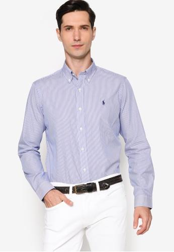 Polo Ralph Lauren 藍色 Cubdppcs-Long Sleeve-Sport Shirt 30D50AAEF45598GS_1