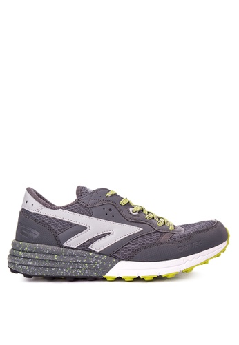 Hi-Tec grey Badwater Shoes HI236SH0JWIDPH_1