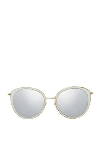 Carin silver Olvia C3 Sunglasses B58CFGLAEDB305GS_1