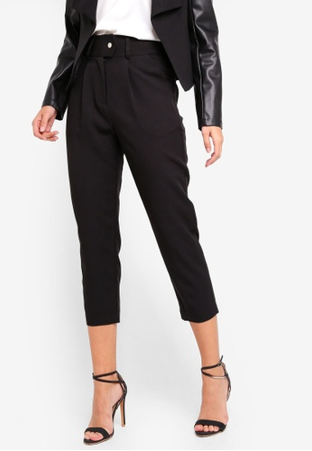ZALORA black Tailored Trousers F92C2AA7561199GS_1