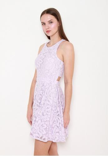 Leline Style purple Claire Lace Dress 12D7FAA9F6AD09GS_1