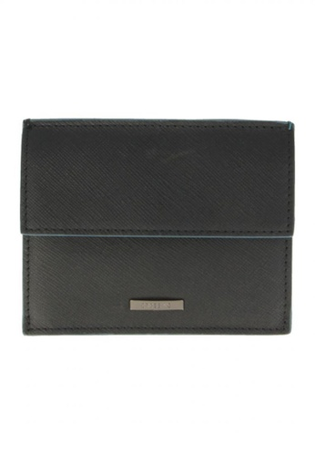 CROSSING black Crossing Rainforest Coin Pouch With Card Case - Black/Shaded Spruce D5758ACFFA864AGS_1