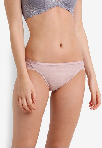 Triumph pink Invisible Body Make Up Mini Panties TR217US0RCZ0MY_1