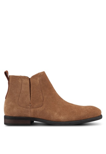 Call It Spring brown Hartwell Ankle Boots 9C6E9SHB7577DEGS_1