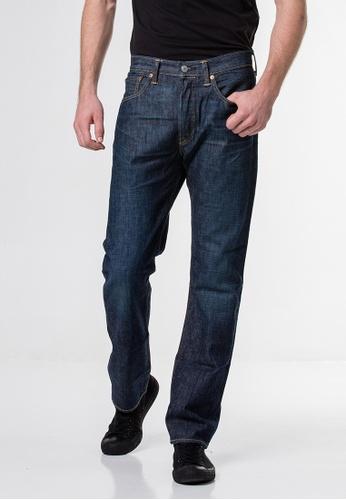 Levi's blue 501® Original Fit Jeans LE843AA86JGNSG_1