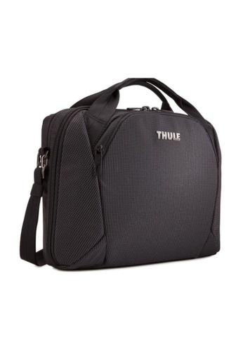"Thule black Thule Crossover 2 13"" Laptop Bag - Black 3D259AC49E3271GS_1"
