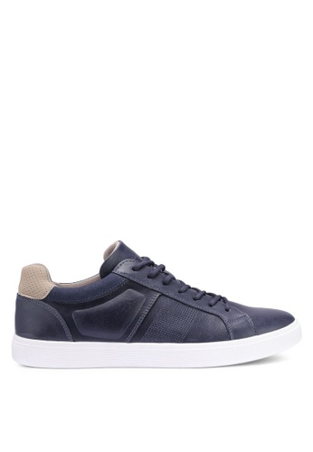 ALDO navy Keraria Low Sneakers C8DB1SHC80F246GS_1