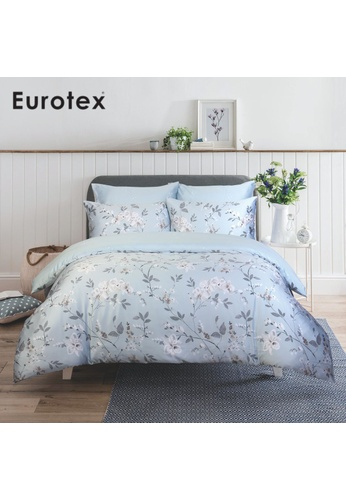 Eurotex Eurotex Mod Living 1000TC, 100% Tencel Printed, Lynwood. 6C74EHLFFB9265GS_1