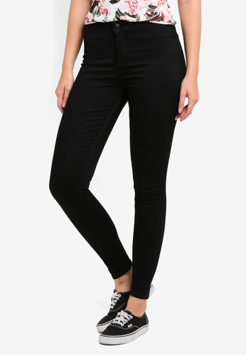 Superdry black Evie Jegging SU137AA0T1ZWMY_1