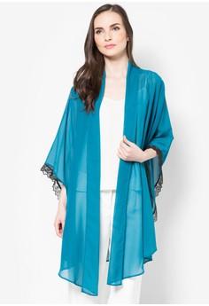 Dura Kimono Maxi Blouse