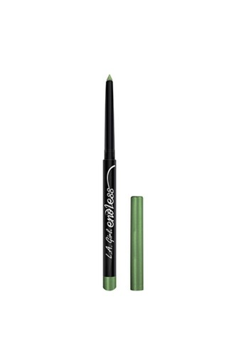 L.A Girl green LA GIRL Endless Auto Eyeliner 319 Electric Green C87A1BEB7BC44BGS_1