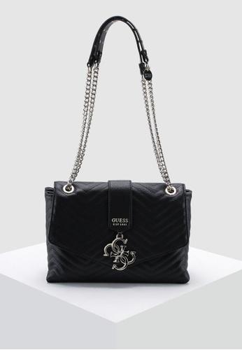 db4743c94 Buy Guess Violet Shoulder Bag | ZALORA HK