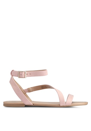 Call It Spring pink Agroerwen Sandals 04DE8SHDC46CA4GS_1