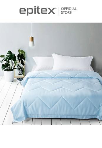 Epitex Epitex Eco Silk Quilt - Blanket MB3506 (Light Blue) C18E5HL1CAA953GS_1