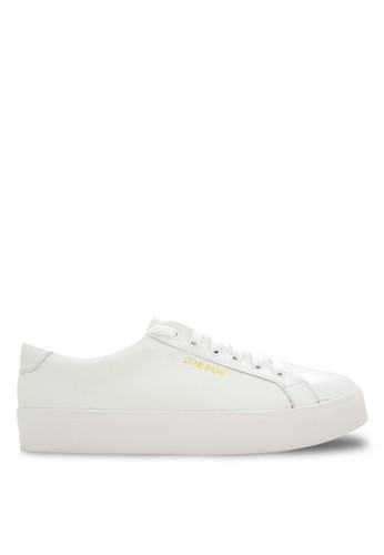 CDE white CDE Ceremonial Men Sneaker - White 4E105SH50C315AGS_1