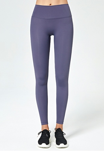 HAPPY FRIDAYS Nude Breathable Running Sports Tights ( No front crotch line ) DK-JSK17 7F352AA466BEA1GS_1