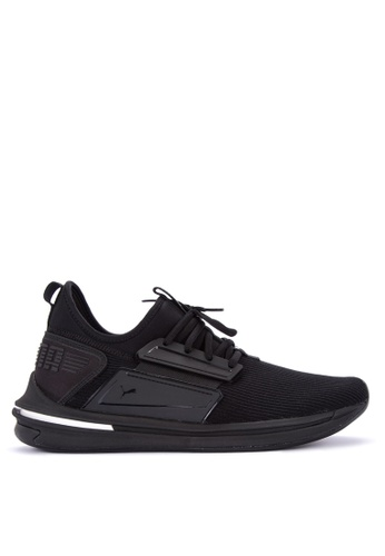 Puma black Ignite Limitless Sr Training Shoes 968BASHEC73090GS_1