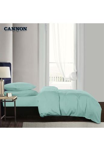 CANNON CANNON Morrison Venotten - Icy Morn (Quilt Cover Set). 9459DHL0836B56GS_1