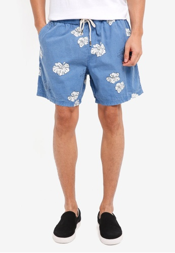 Cotton On blue Kahuna Shorts 3980AAA5FBC5E3GS_1