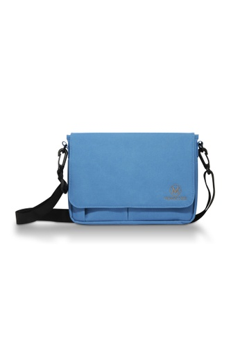 "Monocozzi blue Lush Easy Clutch for 8"" tablets MO983AC94VJPHK_1"