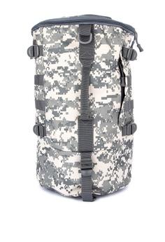 a53aff3e26cc Tactics grey and multi Command Backpack 40L B0A42ACCB1842FGS 1