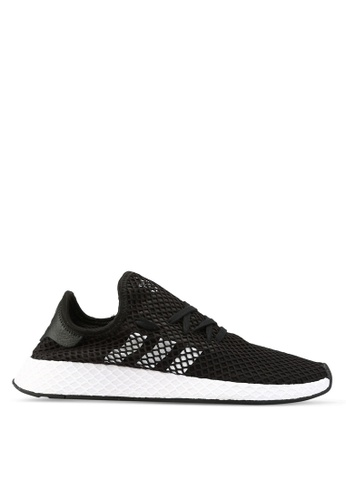 72dede66 adidas black adidas Originals Deerupt Runner Sneakers 4127ASH78635B4GS_1