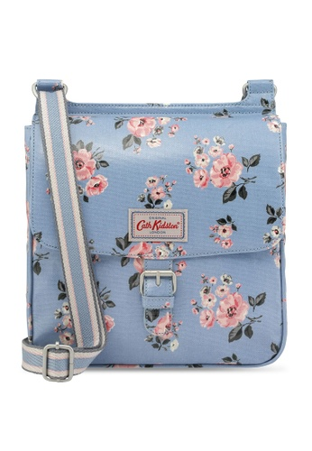 fe491d201aad Buy Cath Kidston Grove Bunch Tab Saddle Bag Online on ZALORA Singapore