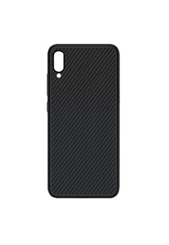brand new 5c19e 04c4d Huawei Y7 Pro (2019) X-Level Carbon Fiber Soft Case