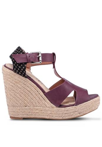 573838fa83 Shop VANESSA WU Casual Wedge Sandals Online on ZALORA Philippines