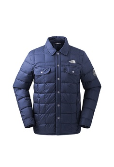 b5e40a73bba3 The North Face navy The North Face Men Snow Down Winter Jacket (Urban Navy)