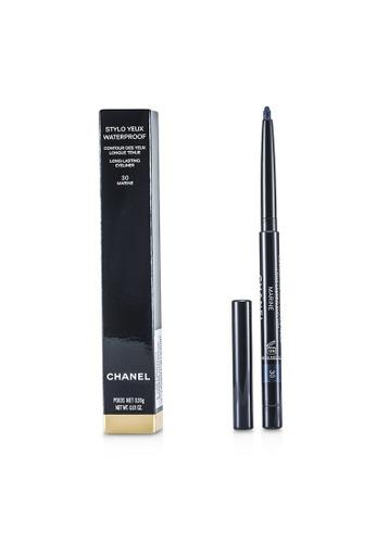 Chanel CHANEL - Stylo Yeux Waterproof - # 30 Marine 0.3g/0.01oz F7302BE8C681B0GS_1