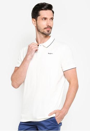 Jual Pepe Jeans Lucas Polo Shirt Original Zalora Indonesia