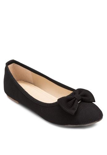 Covet 蝴esprit專櫃蝶結平底鞋, 女鞋, 鞋
