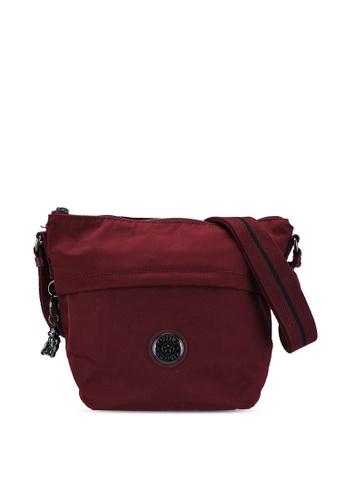 Kipling red Sonja S Crossbody Bag 04A0BACE78EA50GS_1