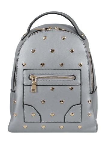 Adkidz grey Adkidz Backpack with Hearts D18D2KC66C9FCFGS_1