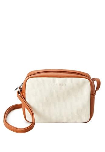 Rip Curl white Kirra Small Sling Bag 8B3B2AC1CC0E1AGS_1