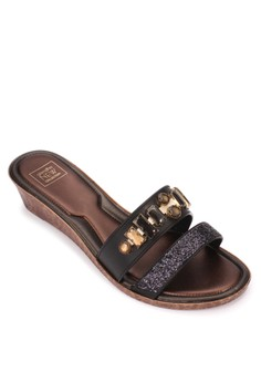 Nc Diamantes Tam Flats Slide