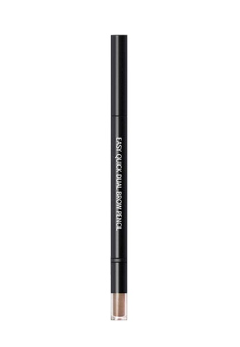 W.Lab Easy Quick Dual Brow Pencil #Light Brown WL589BE65RYWMY_1