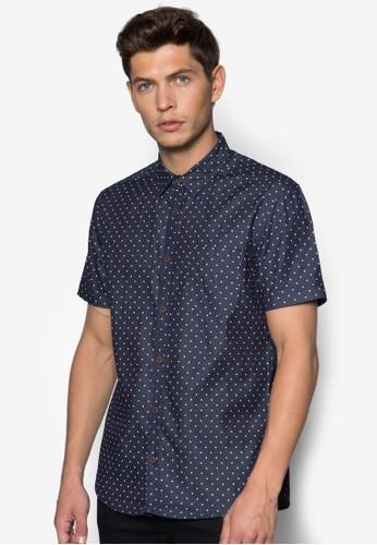 點點短袖襯衫, 服飾, 尖沙咀 esprit襯衫