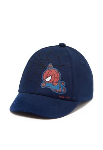 OVS blue Marvel's Spiderman Baseball Cap 5FF73KCEAB07E5GS_1