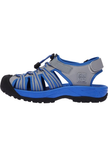 paperplanes multi SNRD-210 Unisex Casual Closed Toe Outdoor Tracking Sandals Shoes PA110SH69OZEHK_1