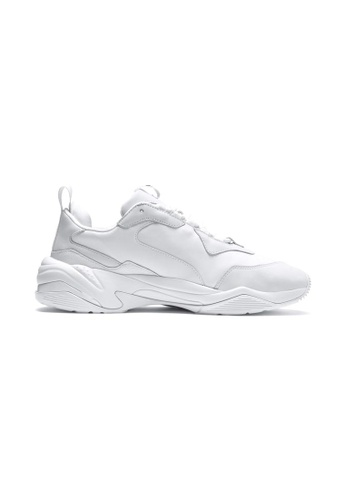 en soldes dd5a9 67239 PUMA Thunder Leather Trainers 370682