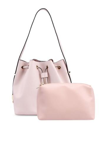 72611c8d5b3 Landwehr Bucket Bag - Pink Miscellaneous - ALDO