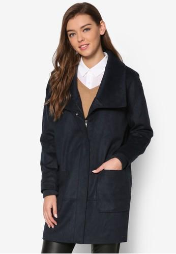 羊毛zalora 折扣碼大衣, 服飾, 外套