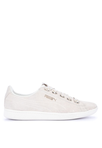 24e2756e660516 Shop Puma Vikky Ribbon Dots Sneakers Online on ZALORA Philippines